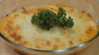 Baked Vegetable Cannelloni | Sanjeev Kapoor Khazana