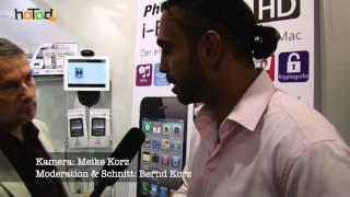 i-FlashDrive HD für iOS iPad, iPhone und iPod Touch mit Interview - IFA 2012 mit hoTodi.tv