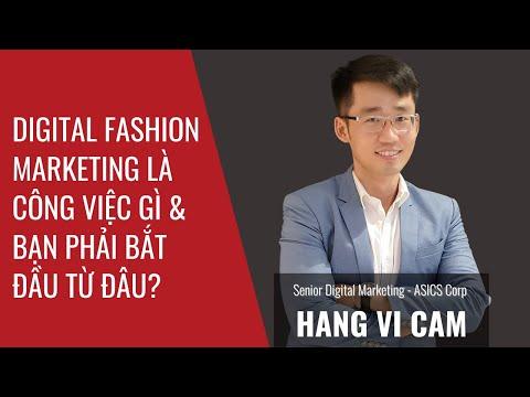 Digital Fashion Marketing: Là công việc gì và phải bắt đầu từ đâu?