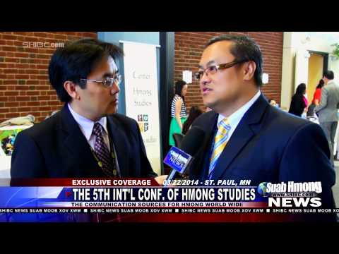 Suab Hmong News:  The 5th International Conference of Hmong Studies