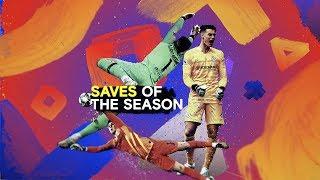 Gambar cover Best Saves Of Chelsea's 2019/20 Season So Far | Chelsea Tops