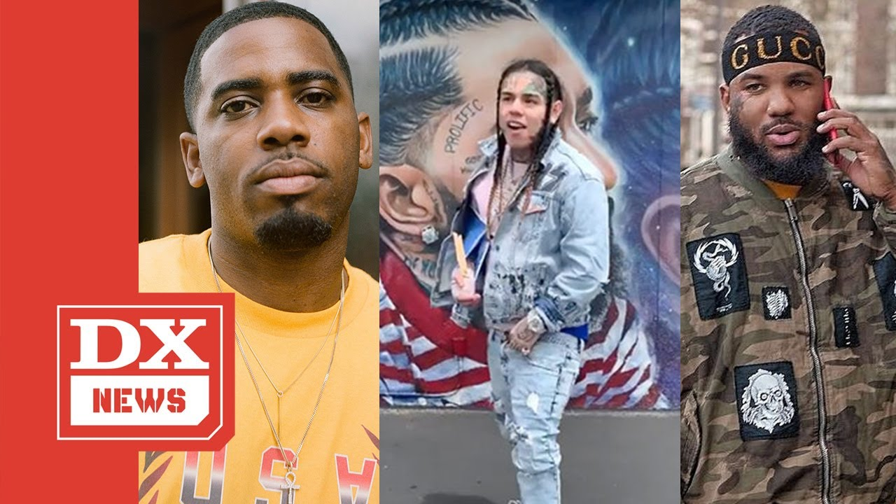 The Game & Reason Warn Tekashi 6ix9ine After Nipsey Hussle Mural Stunt