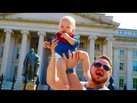 BABY TOURS WASHINGTON DC!