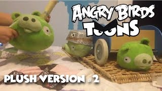 Angry Birds Toons (Plush Version) Season 1 Ep 2: Where Is My Crown?