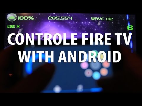 Fire TV - Remote & Controller App With Droidmote For Android