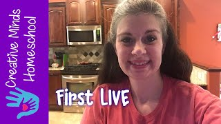 First Live Chat - Ambush Makeover Needed, Baby Weaning, IVF, Mommy & Me Notebook