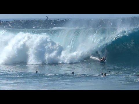 Newport Beach, CA, Wedge Surf 5ft - 8ft, 7/6/2014 - Part 9