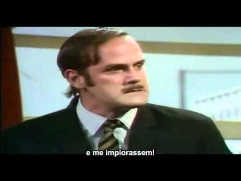 Monty Python  - A Sketch dos Arquitetos