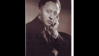 Arthur Rubinstein plays Chopin Mazurka in A minor opus 17 no. 4 (1938 rec.)
