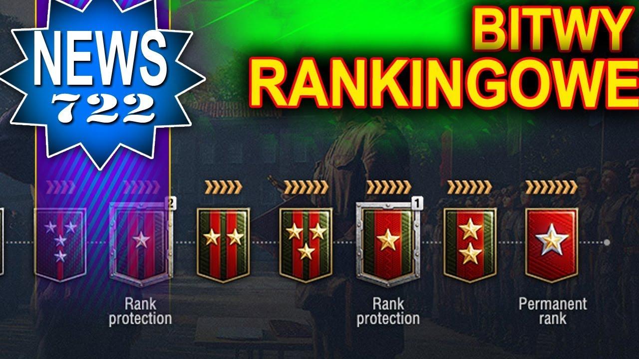 Startują bitwy rankingowe – NEWS – World of Tanks