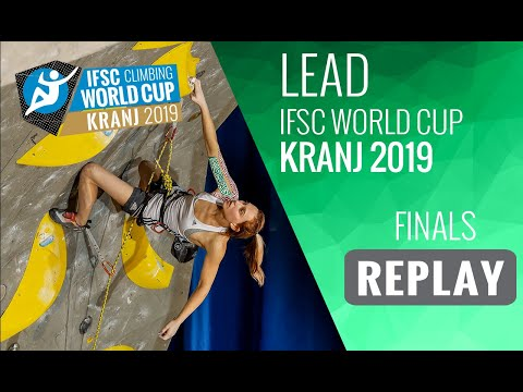 IFSC Climbing World Cup Kranj 2019 - Lead Finals