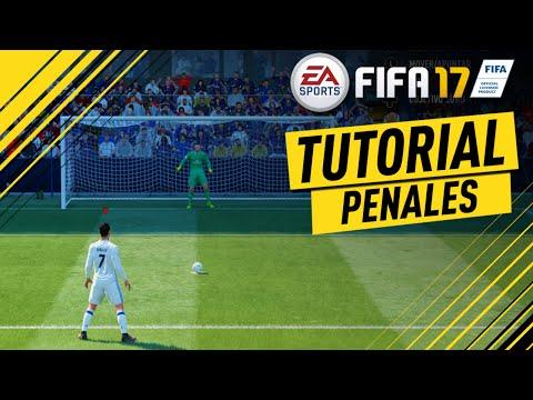 FIFA 17 TUTORIAL | Como patear los penales! Trucos secretos!