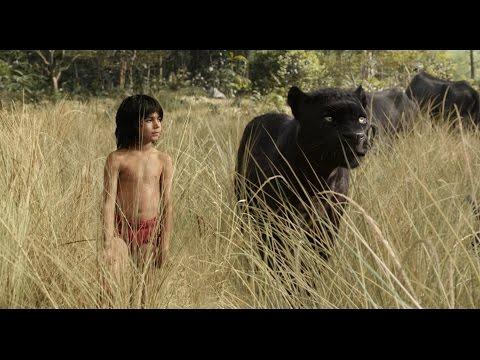 The Jungle Book trailers