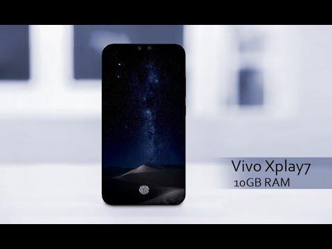 Vivo Xplay7 - 10GB RAM , 92.9% Screen body ratio || 2018