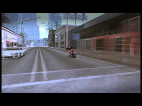 Monk- GTA SA stunt movie HD