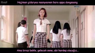 Download [MV] NC.A (앤씨아) _ My student teacher(교생쌤) (Drama ver.) Türkçe Altyazılı(Rom-Turkish sub) MP3 song and Music Video