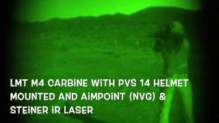 Night Vision Demo Shoot with Jacqueline Carrizosa