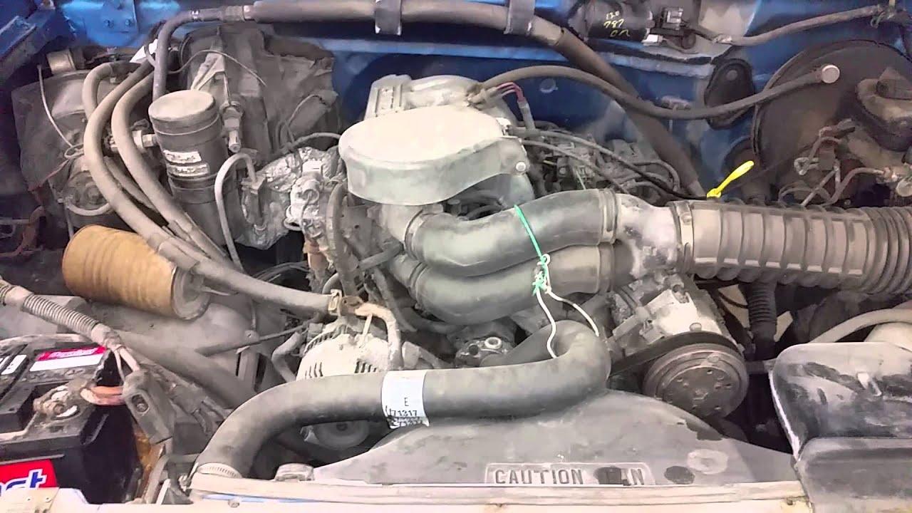 Bl1534 - 1994 Ford F150 - 5 0l