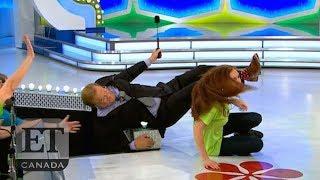 'Price Is Right' Contestant Knocks Drew Carey Over