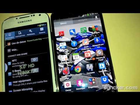 Cómo identificar un Samsung Galaxy S4 Falso