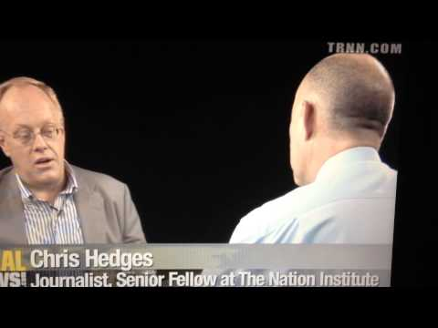 Chris Hedges- Urban Poverty made me question everything