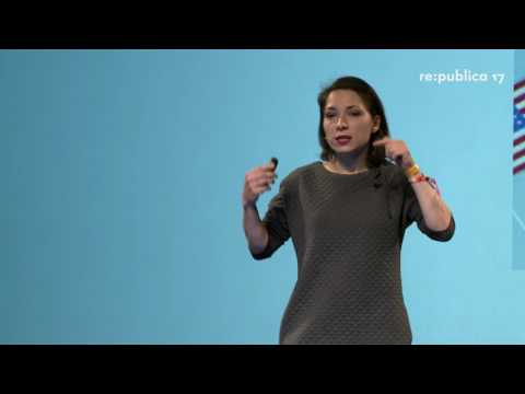 re:publica 2017 - Katarzyna Szymielewicz: Man versus machine: who controls the game? on YouTube