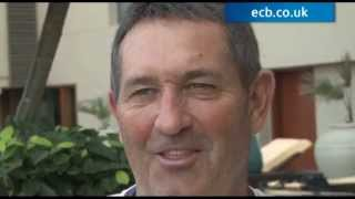 Archive footage as Graham Gooch recalls epic 333 against India in 1990
