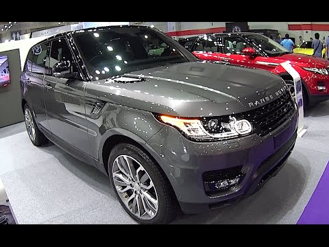 range rover sport 2015 2016 model youtube. Black Bedroom Furniture Sets. Home Design Ideas