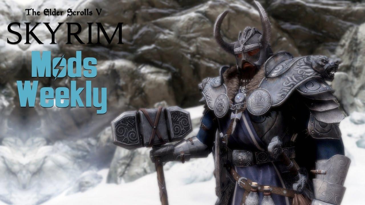skyrim xbox one mods download