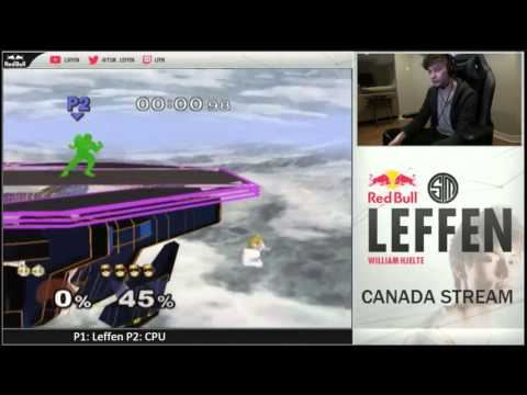 New Peach Tech from Leffen (higher quality)
