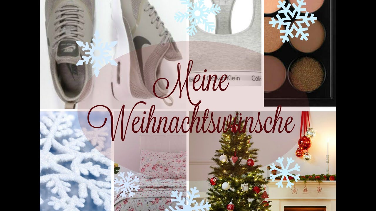 das w nsche ich mir zu weihnachten i zaramiraa youtube. Black Bedroom Furniture Sets. Home Design Ideas