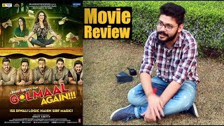 Movie Review Golmaal Again | The Lallantop