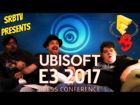 SRBTV Presents Ubisoft Press Conference E3 2017