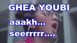 GHEA YOUBI - GAK ADA WAKTU BEIB - DANGDUT REMIX
