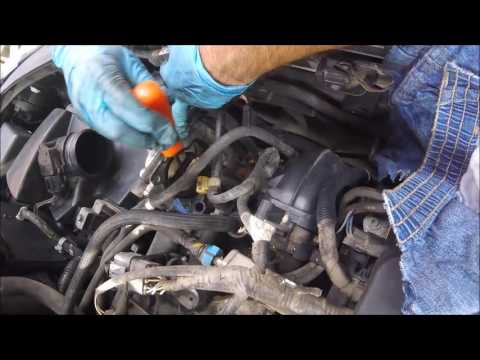 Fix stalls cheap - Mazda 5 Throttle Body Removal and Cleaning