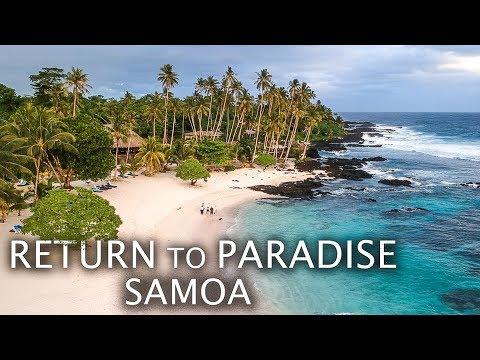 RETURN TO PARADISE RESORT AND SPA SAMOA