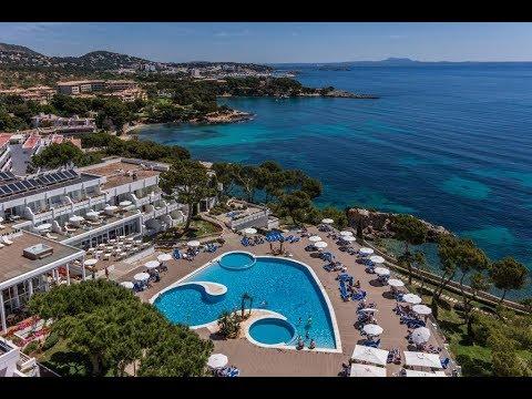 Hotel review and video from SPAIN Aparthotel Ponent Mar Palma Nova Majorca