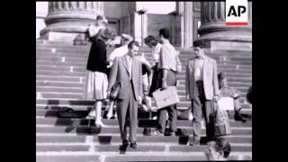 BUDAPEST STORY - NO SOUND