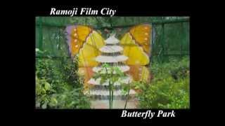 Butterfly Park at Ramoji Film City