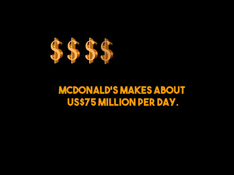 10 Shocking Facts About McDonald's - You Probaly Don`t Know