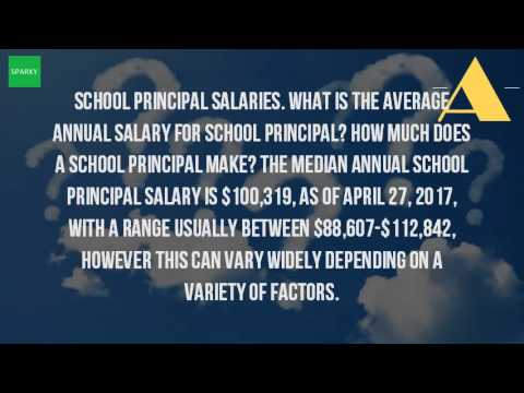How Much Does A Principal Make At A Private School?
