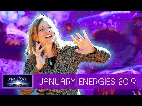 January Ascension Energies and Light Language DNA Activation with Jamye Price