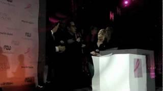 Remise des Prix Ruban Rose 2011 au Grand Palais (8ème édition) Thumbnail