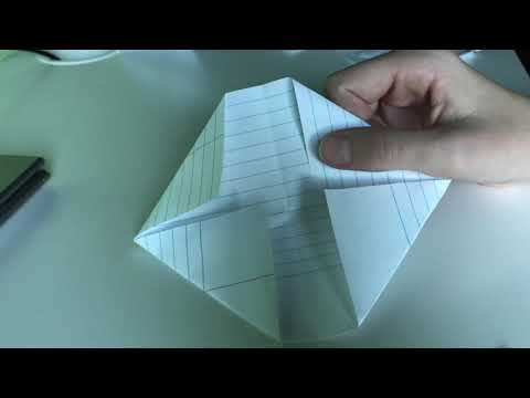 How to Make a Fortune Teller 🔮 Paper ASMR