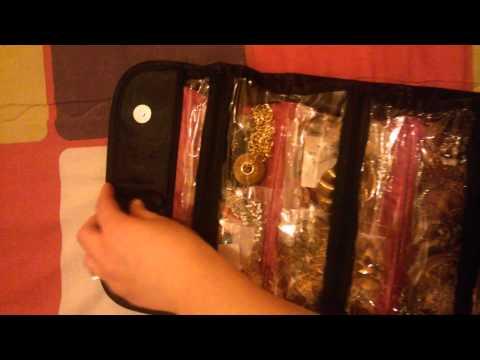 Dresslink - 2014 Women Makeup Bag Handbag Toiletries Hanging Organizer Travel Cosmetic Bag