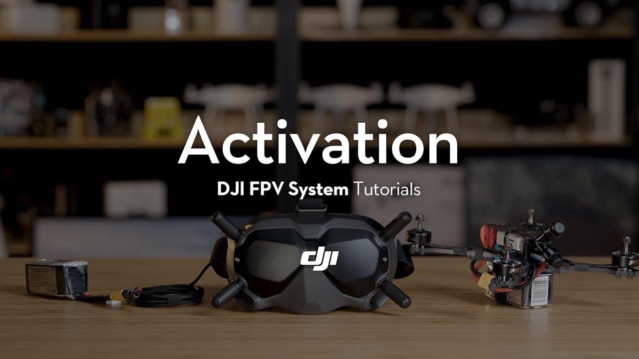 DJI FPV System | Activation Activator Ke Controller Wiring Diagram on