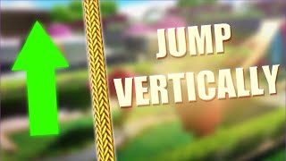 How To Jump Straight Up On Vertical Ziplines - Apex Legends - Quick Tips #Shorts