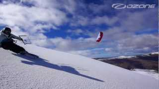 Ozone Access, Frenzy & Summit De-power Foil Kites