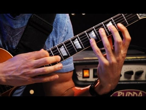 3 Techniques with Two-Hand Tapping   Heavy Metal Guitar