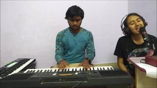Girl's like you (cover) home studio !! by Crazy piano-player !! Aishwarya!! Harsha !! Maroon 5